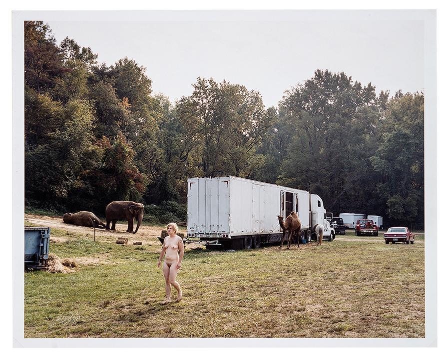 Justine Kurland-Circus Scene-2002