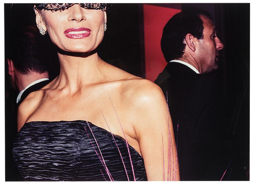 Jessica Craig-Martin - Amfar Benefit, Cannes-2000
