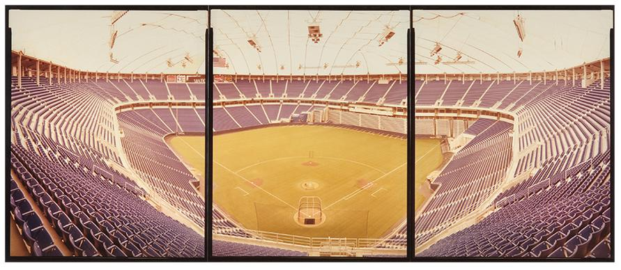 Jim Dow - Plates From The American League Stadiums Portfolio (3)-1982