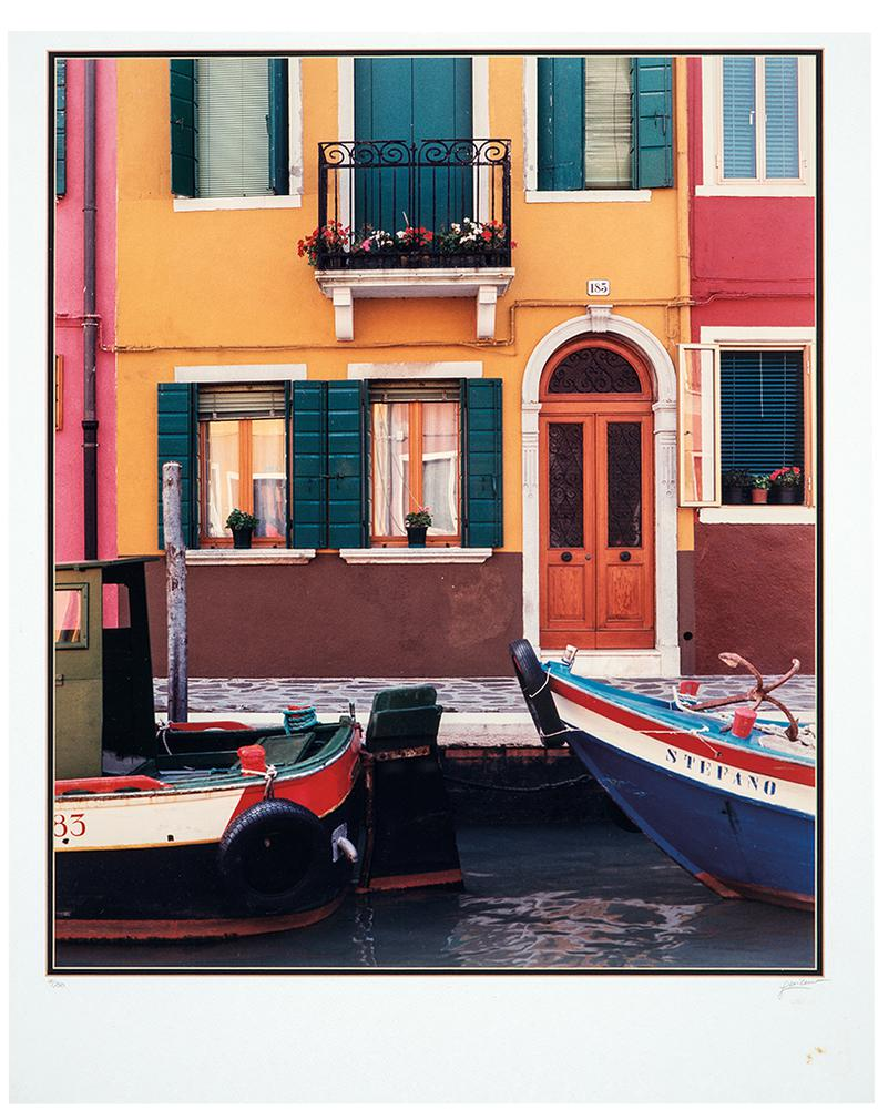 Luciano - Burano, Italy-1999
