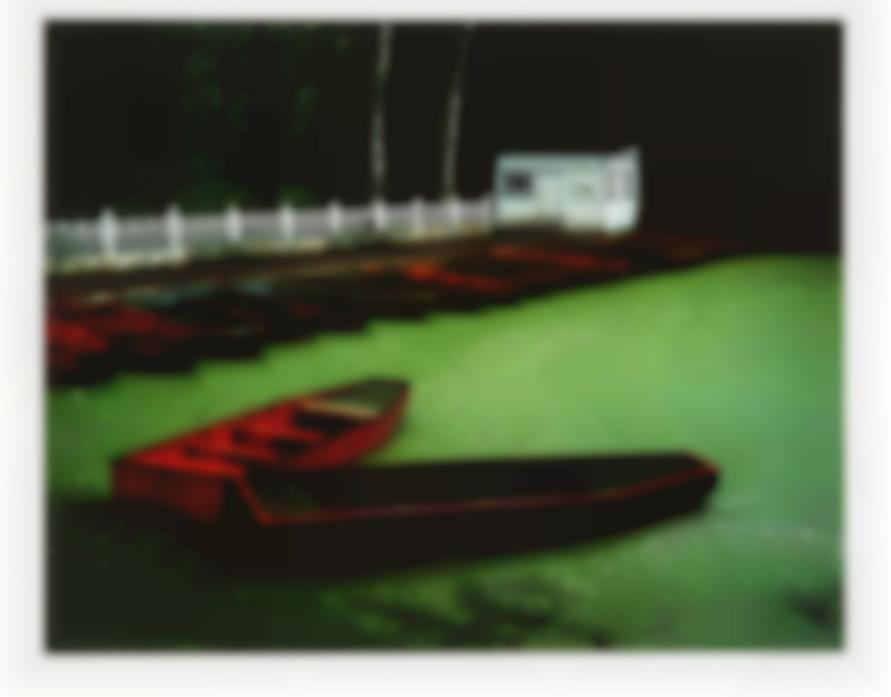 Cole Weston - Think Of Color As Form Portfolio-1988