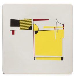Roy Lichtenstein-After Roy Lichtenstein - Bull I-Vi (6)-1989