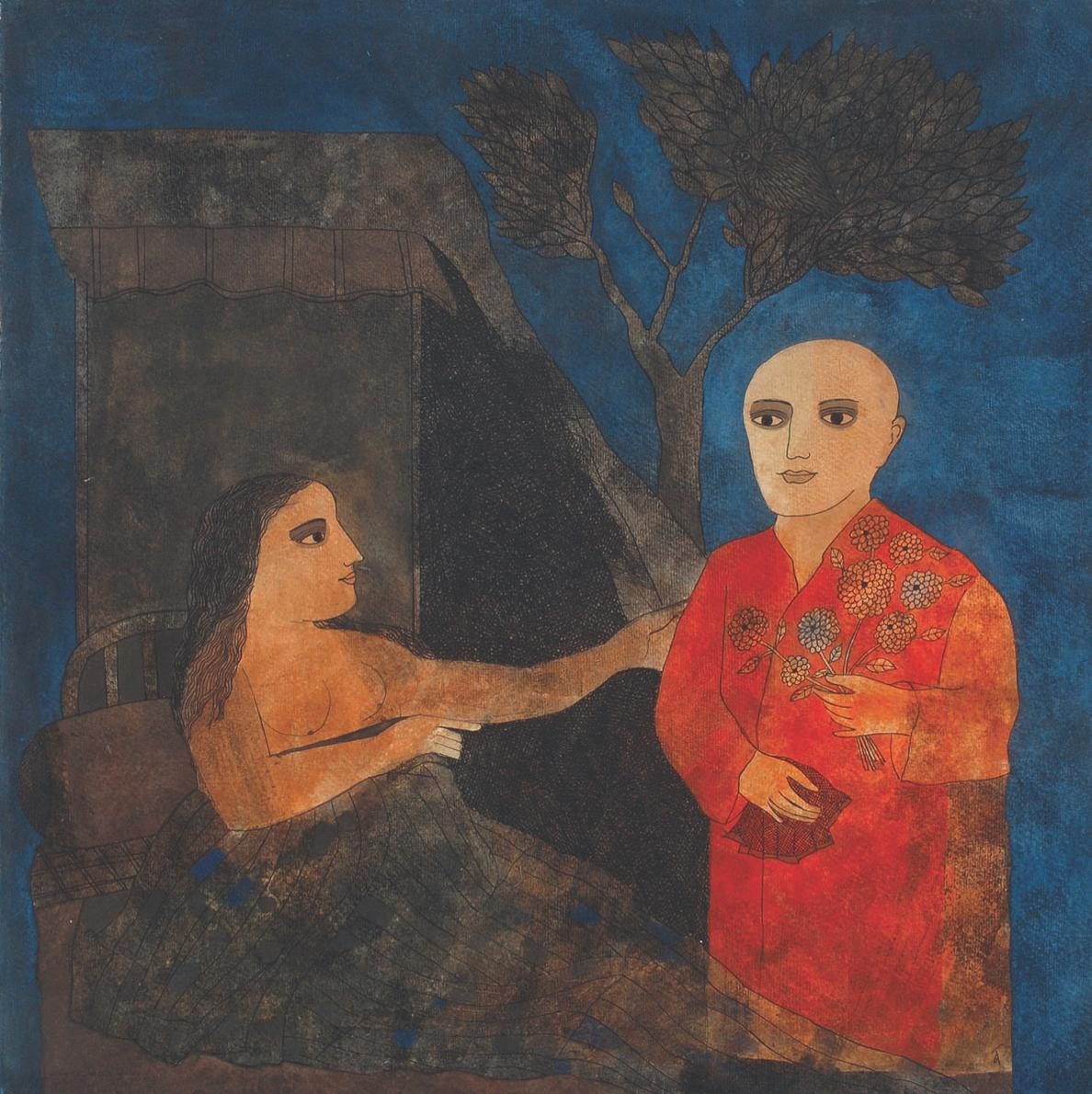 Badri Narayan-The Offering-1991