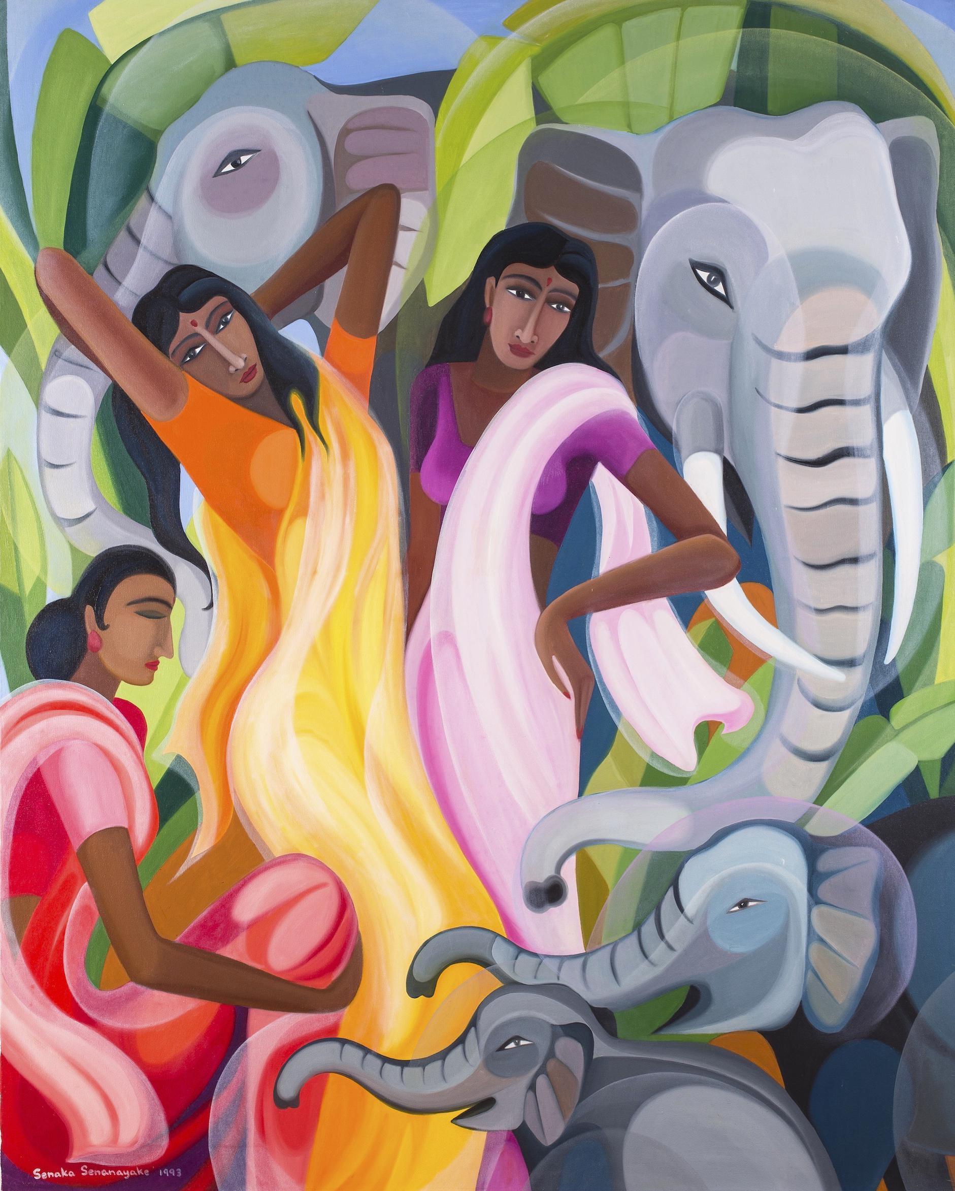 Senaka Senanayake-Untitled-1993