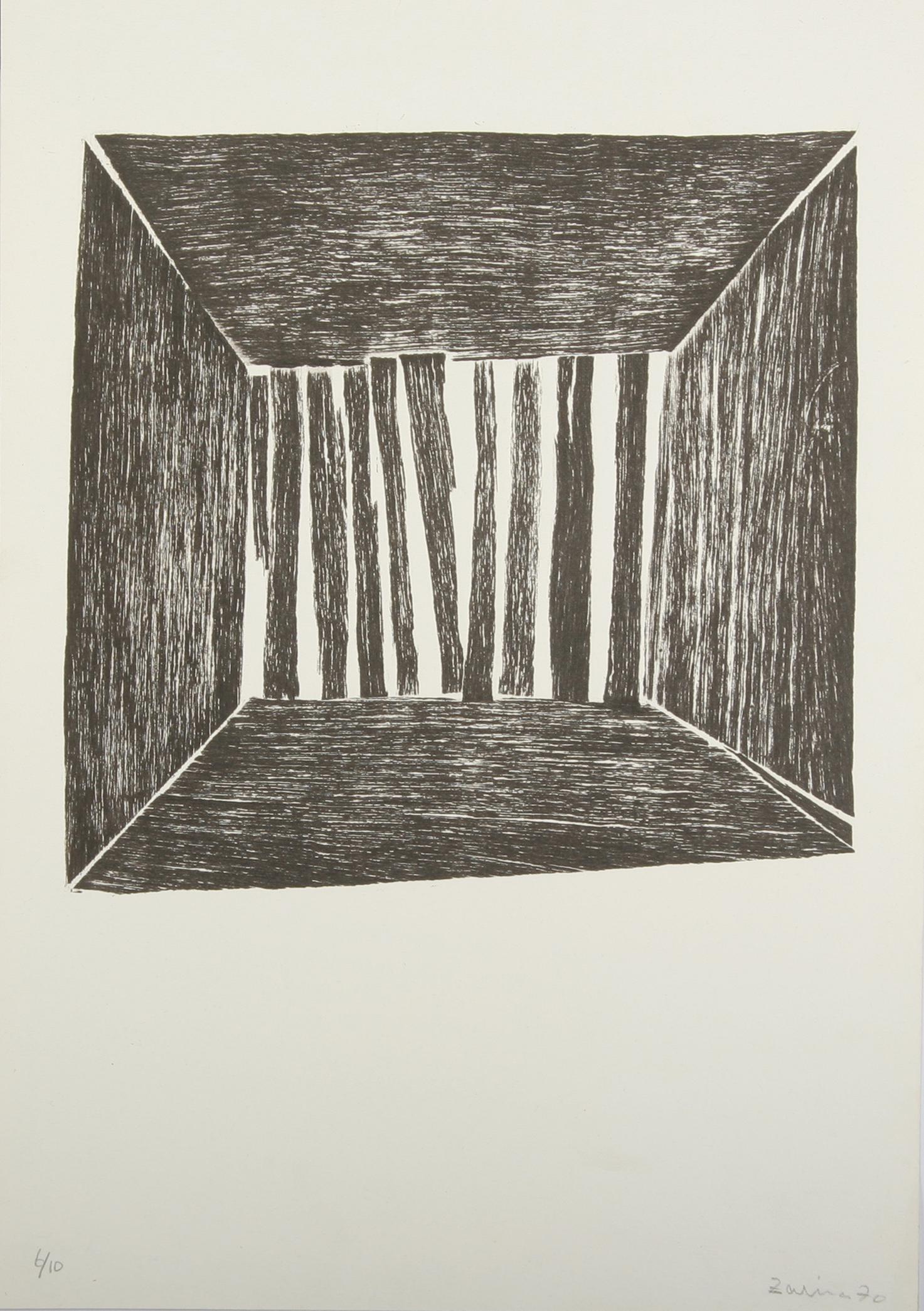 Zarina Hashmi-Window-1970