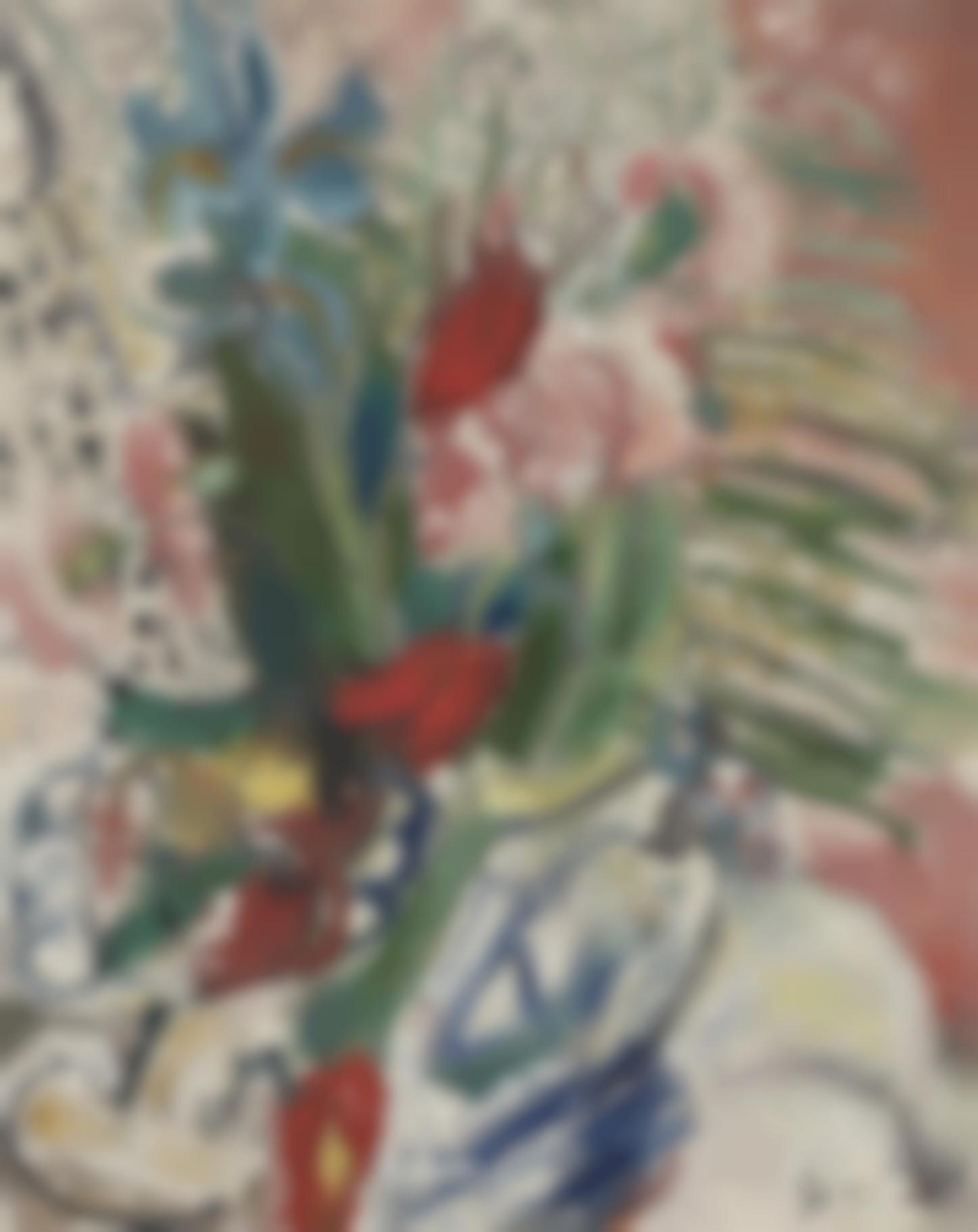 Gen Paul-Gen (Eugene) Paul - Fleurs Et Fruits-