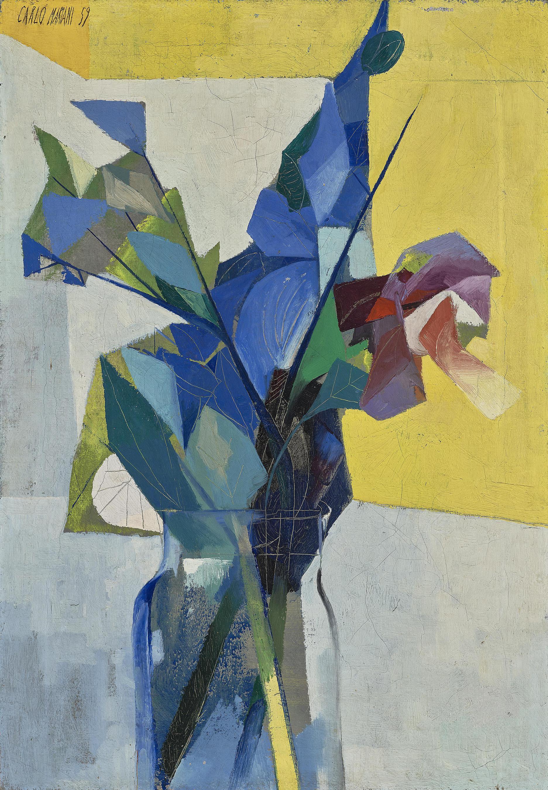 Carlo Maria Mariani-Cantico Della Flora-1959