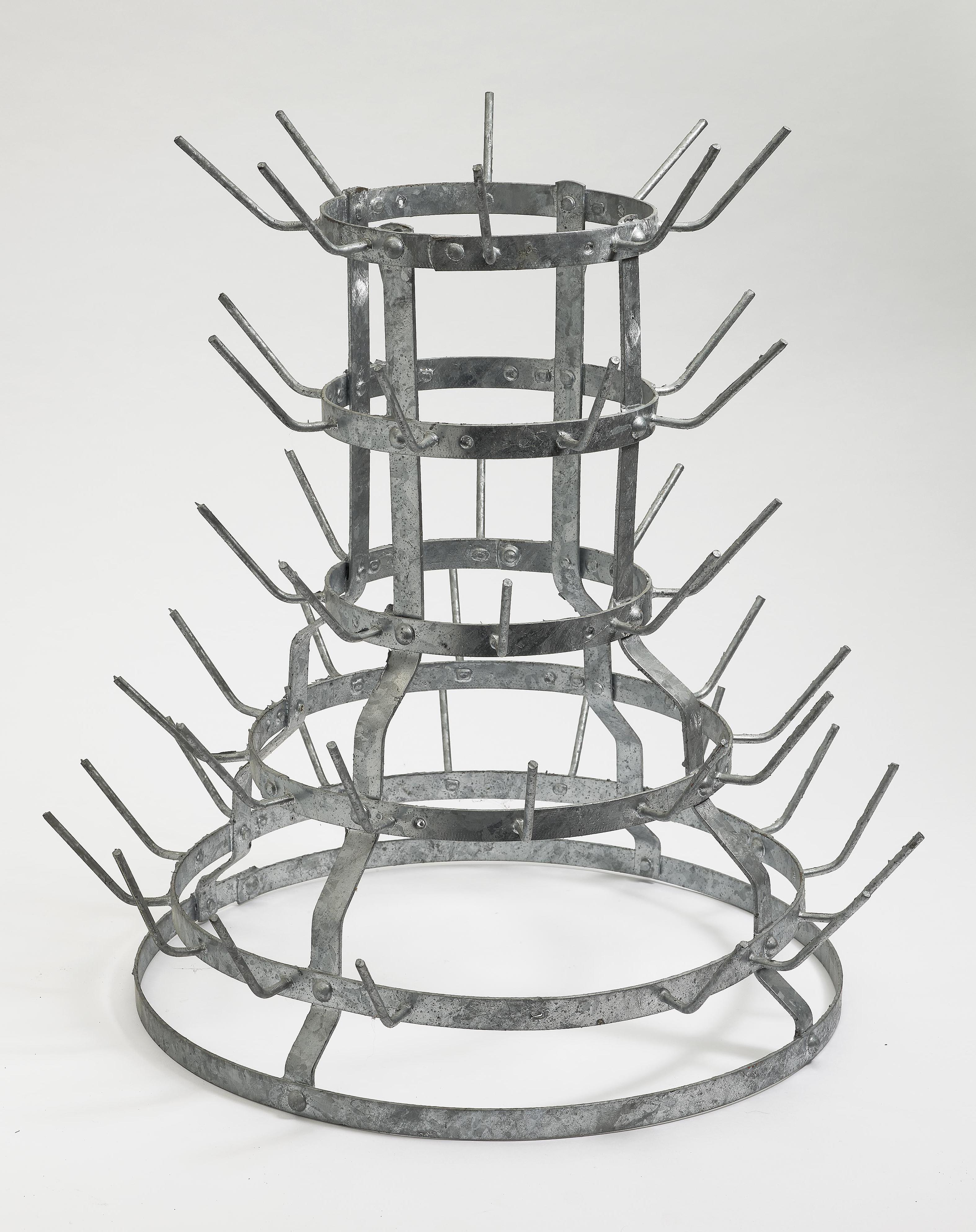 Marcel Duchamps - Porte-Bouteilles (Flaschentrockner); Porte-Bouteilles (Bottle Rack)-1990