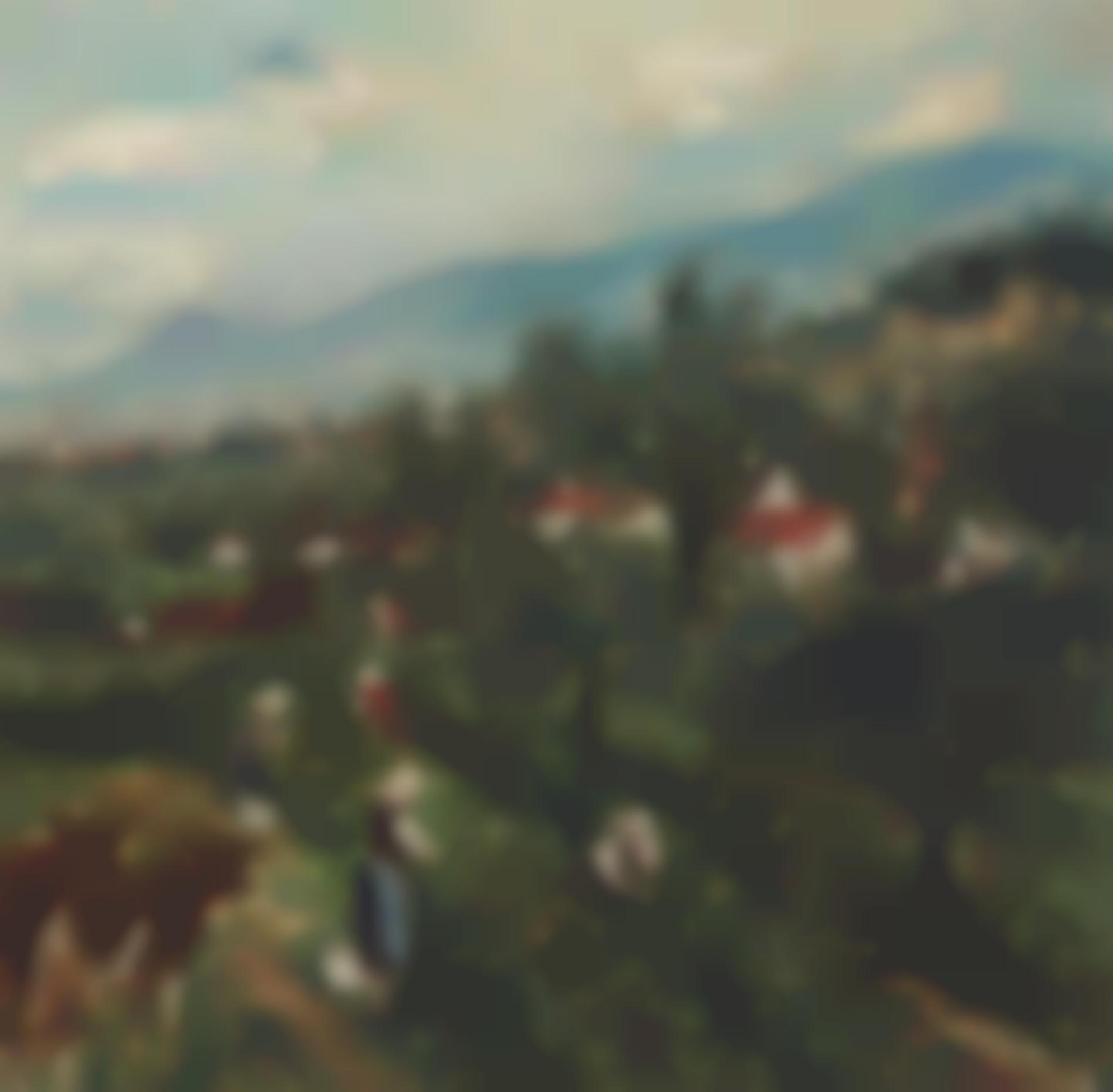 Otto Dill - Bei Der Weinlese (Grape Harvest)-1932