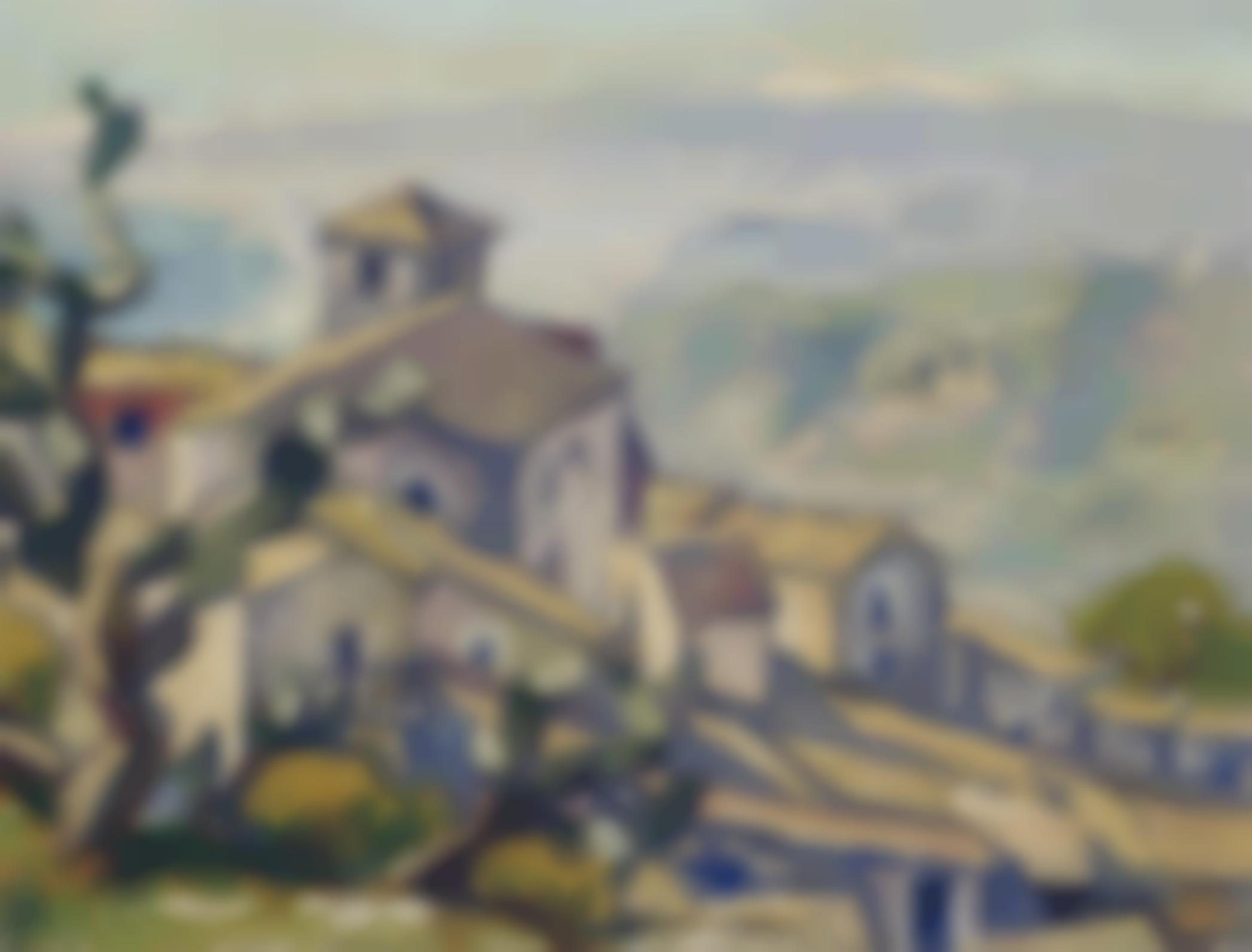 Arnold Balwe - Castel-Mola-