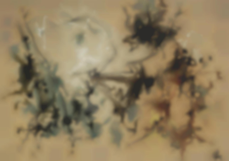 Rolf Cavael - Ohne Titel (Untitled)-1956