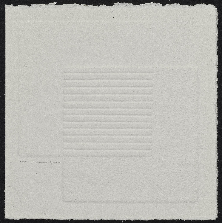 Leo Erb-Ohne Titel (Untitled)-1987