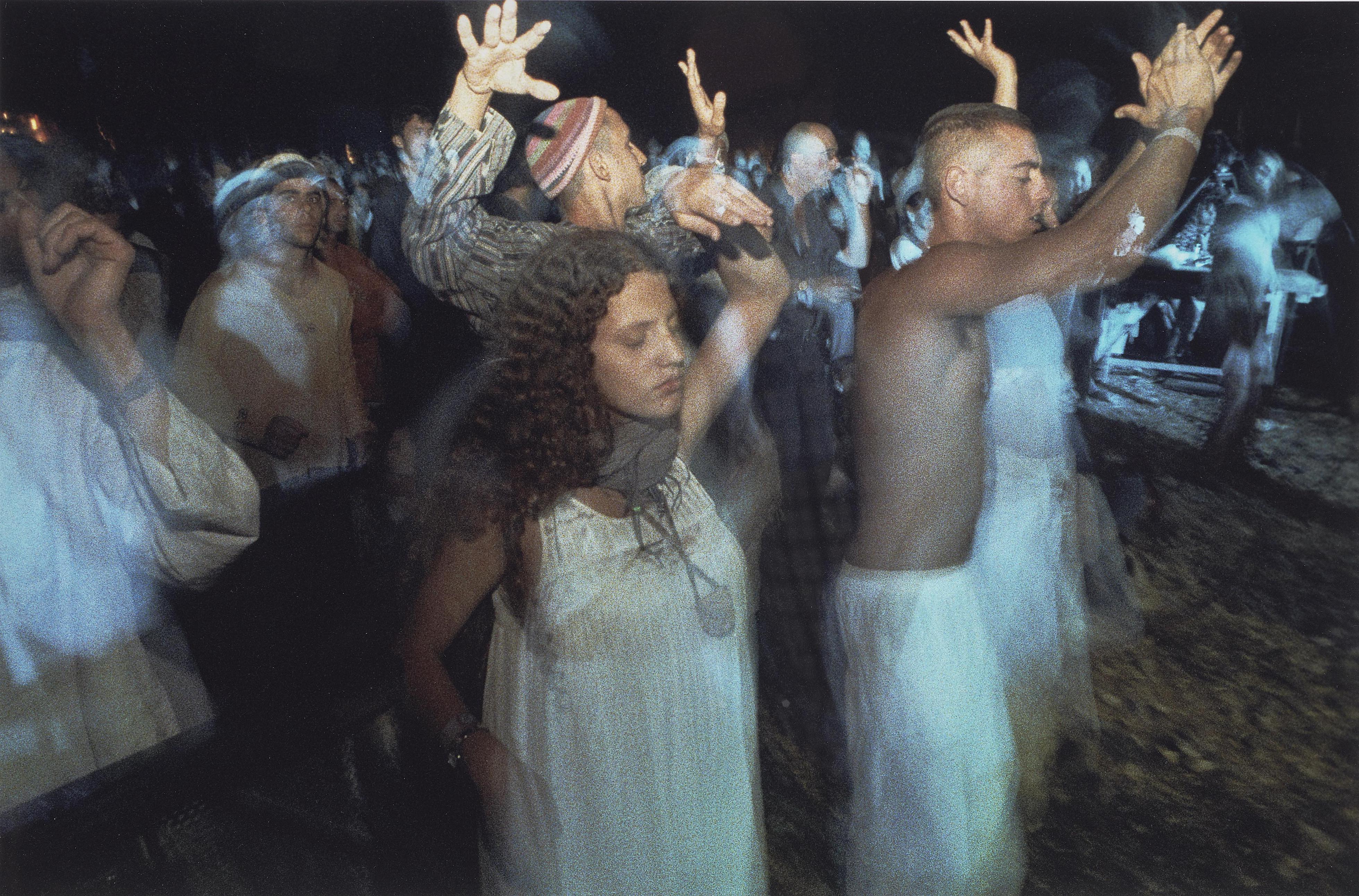Tomer Ganihar - Shanteepee Festival-1999