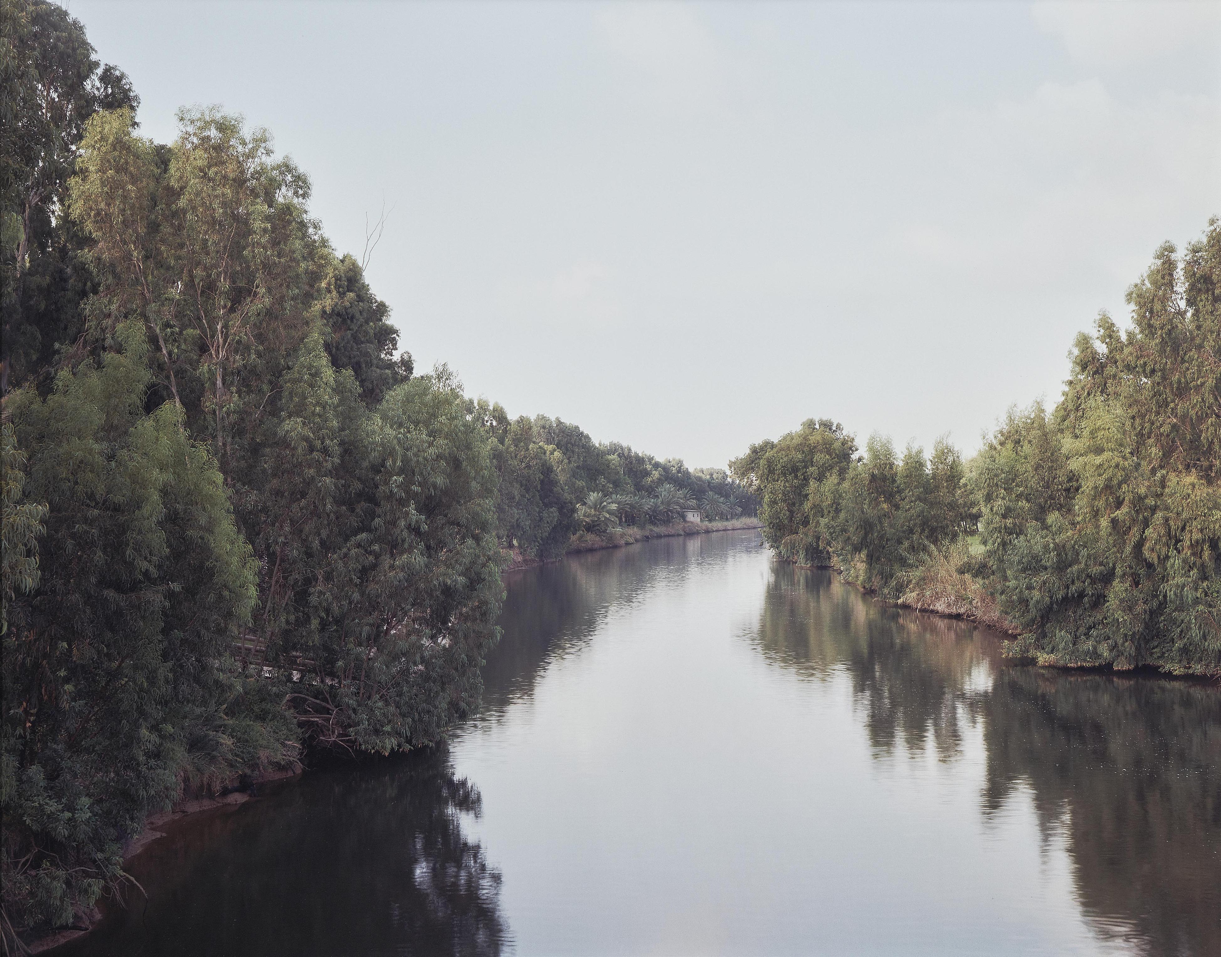 Yossi Breger - Tel Aviv (Yarkon River)-2000