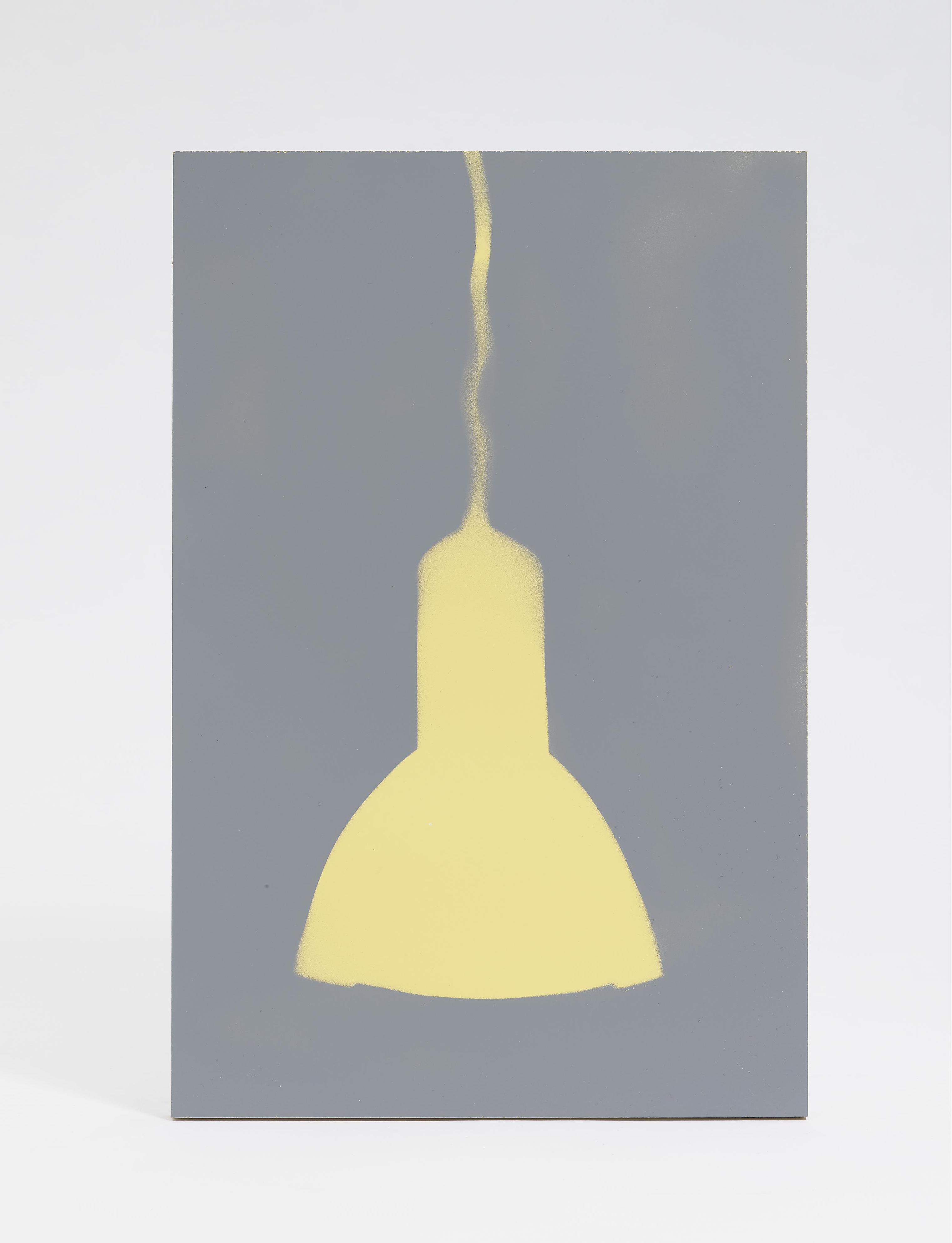 Isa Genzken-Lampe (Lamp)-1992