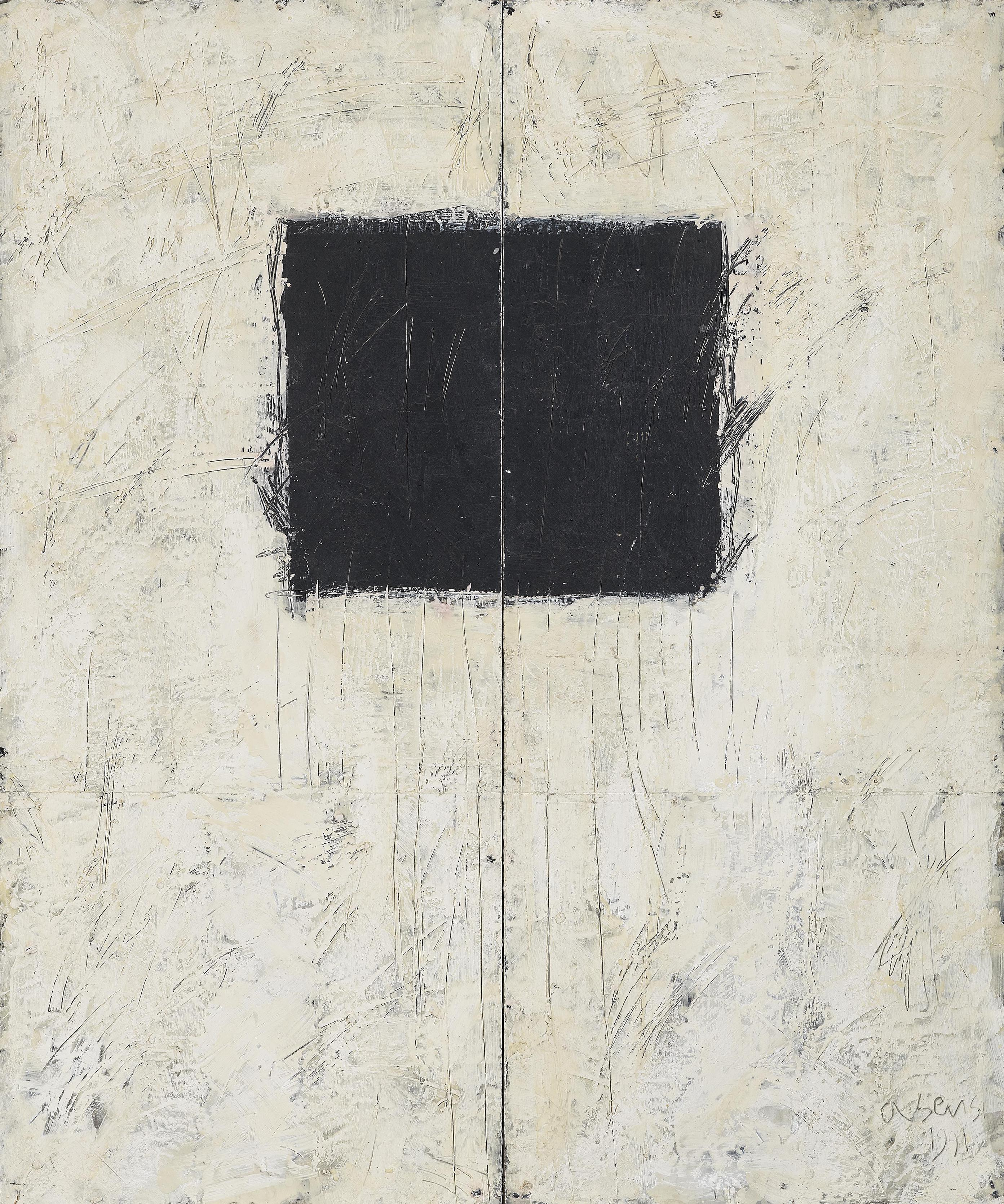 Enrique Asensi - Ohne Titel (Untitled)-1991
