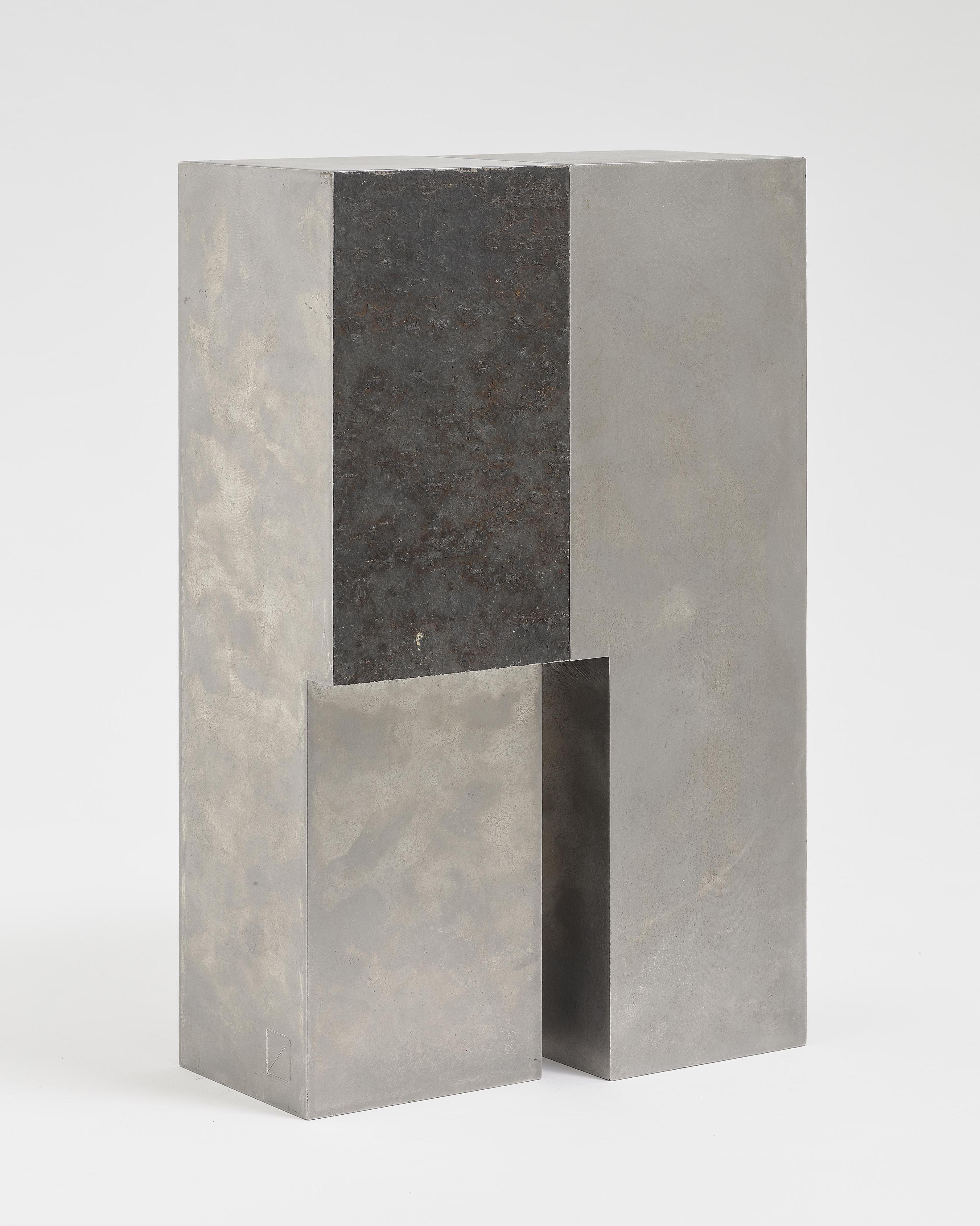 Alf Lechner - Sockelskulptur Fur Die Pinakothek Der Moderne-1996