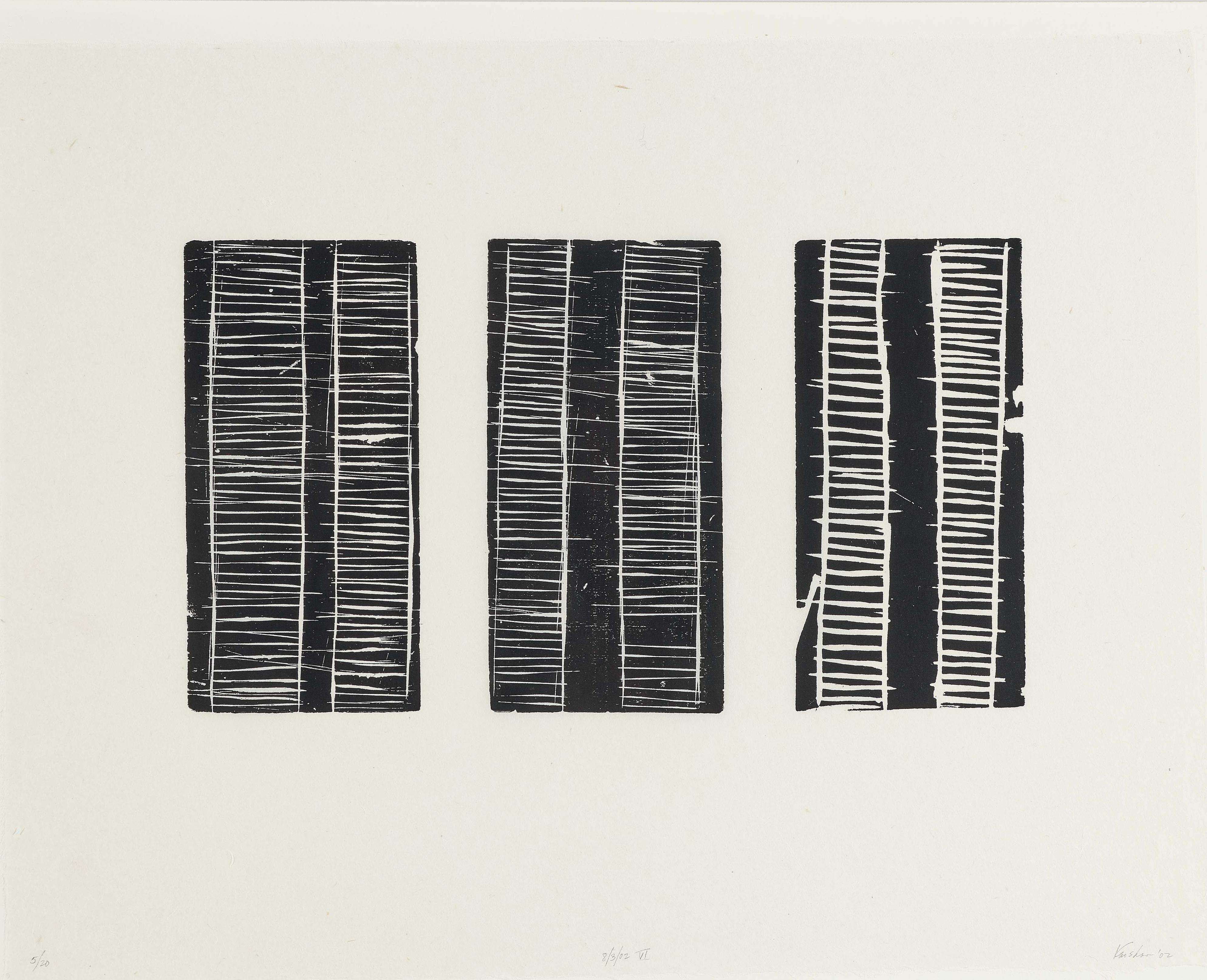 Linda Karshan-Ohne Titel (Untitled)-2002