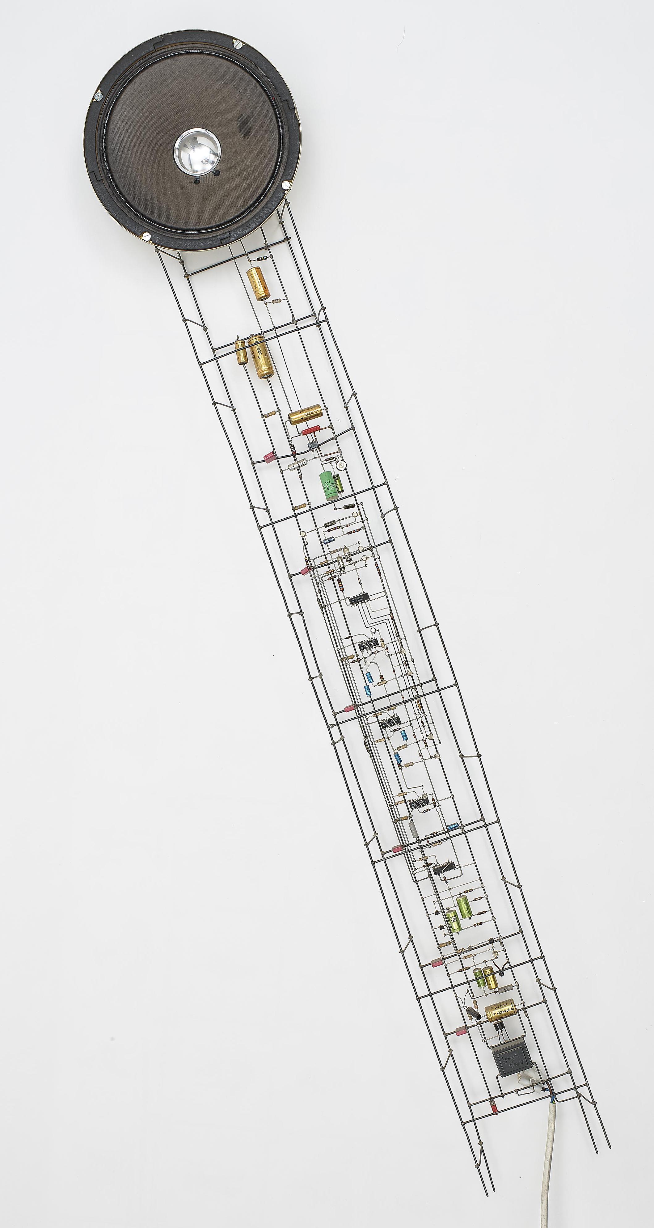 Peter Vogel - Klangobjekt (Sound object)-2000