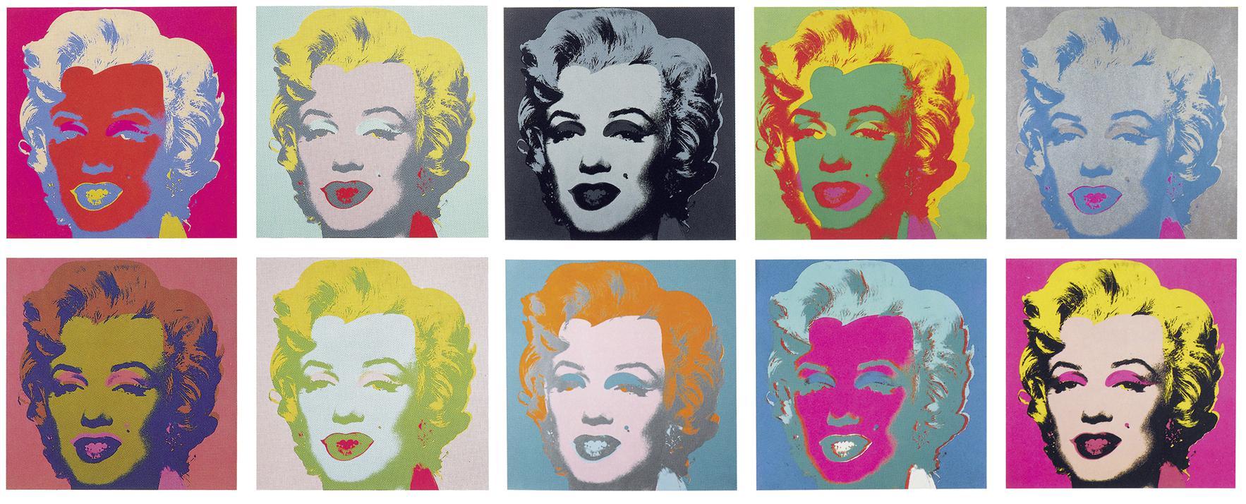 Andy Warhol-Marilyn Monroe-2017