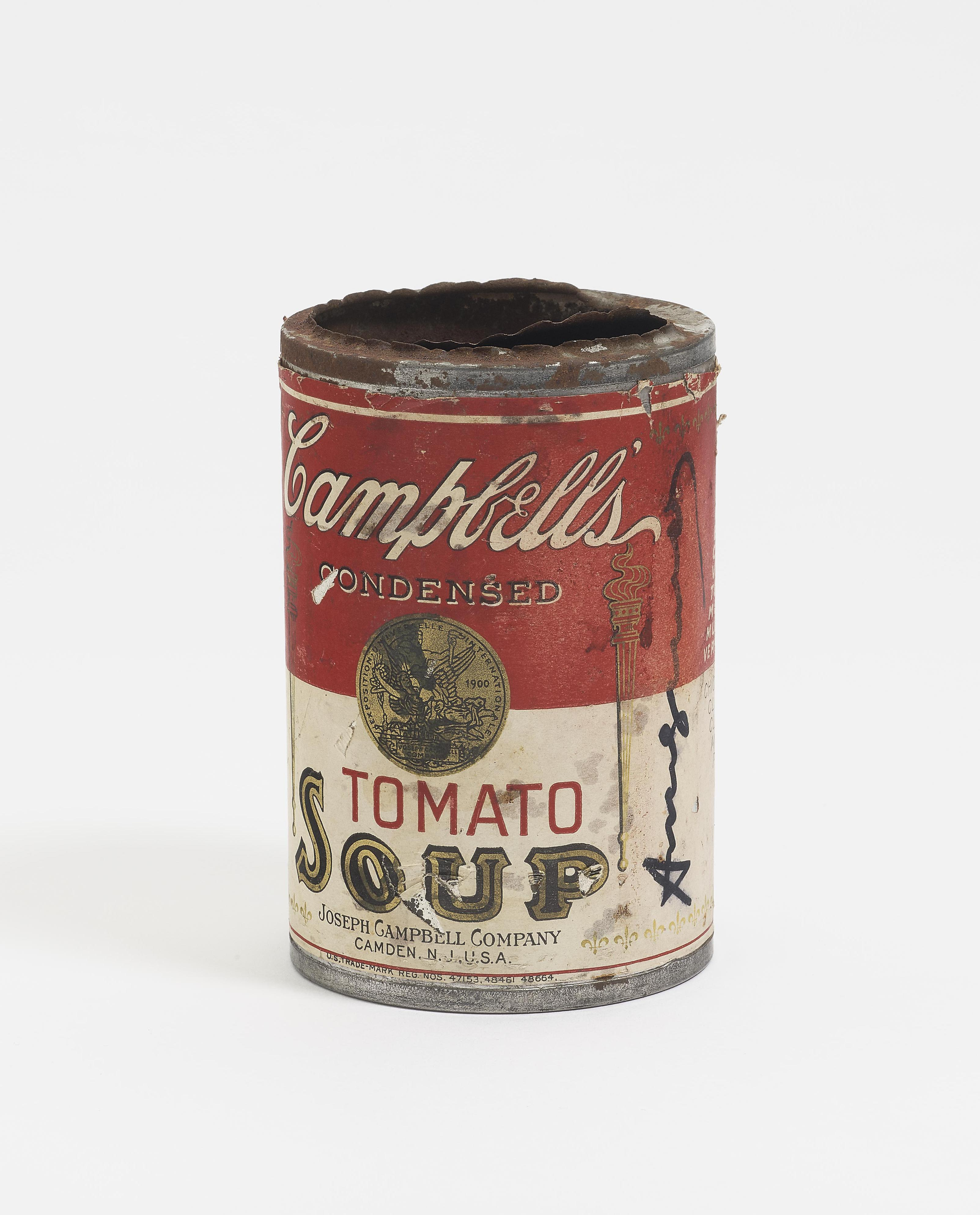 Andy Warhol-Campbells Soup Can: Tomato Soup-1970