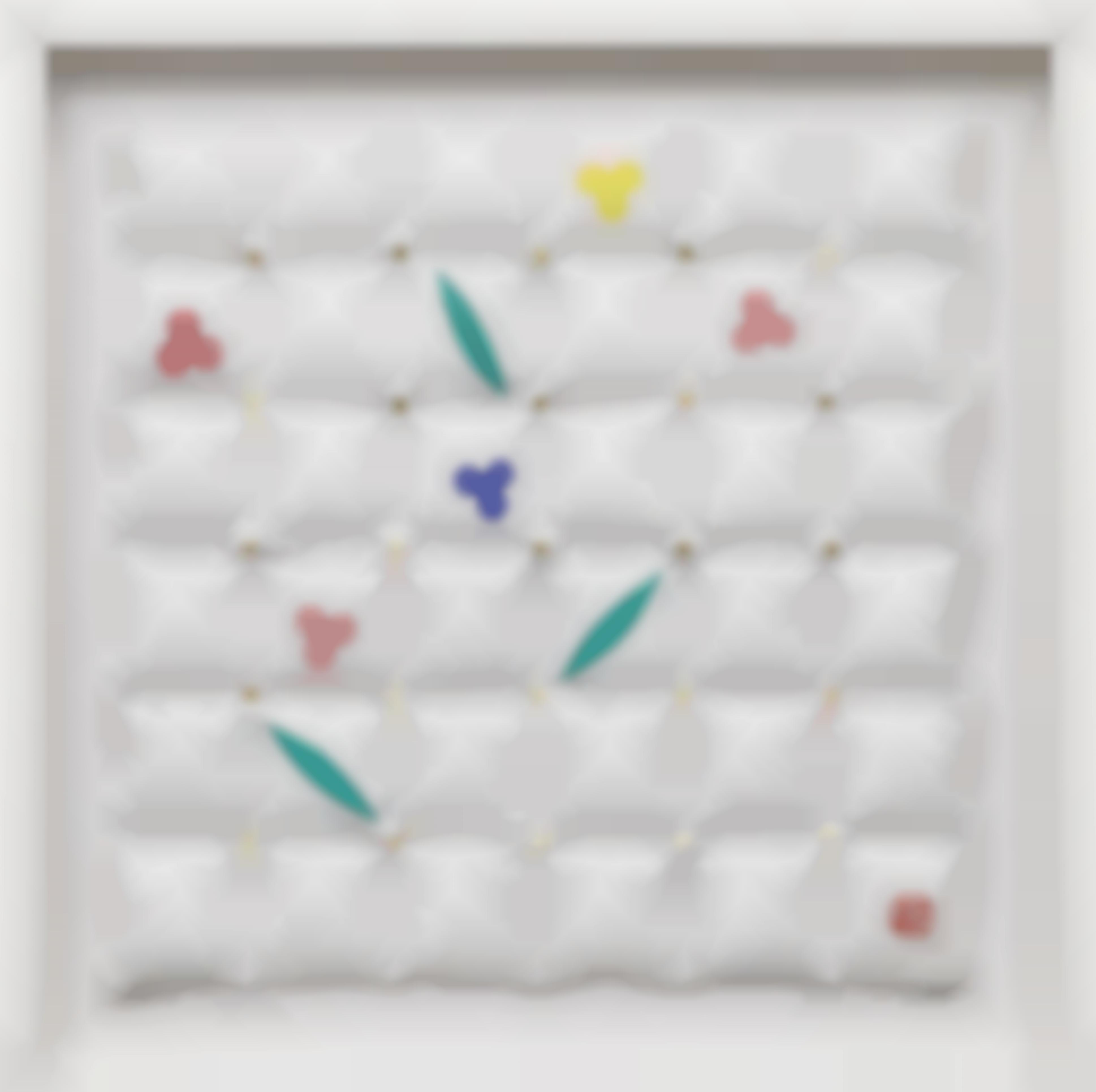 Lore Bert - Bunte Dreipasse (Colourful trefoils)-2005