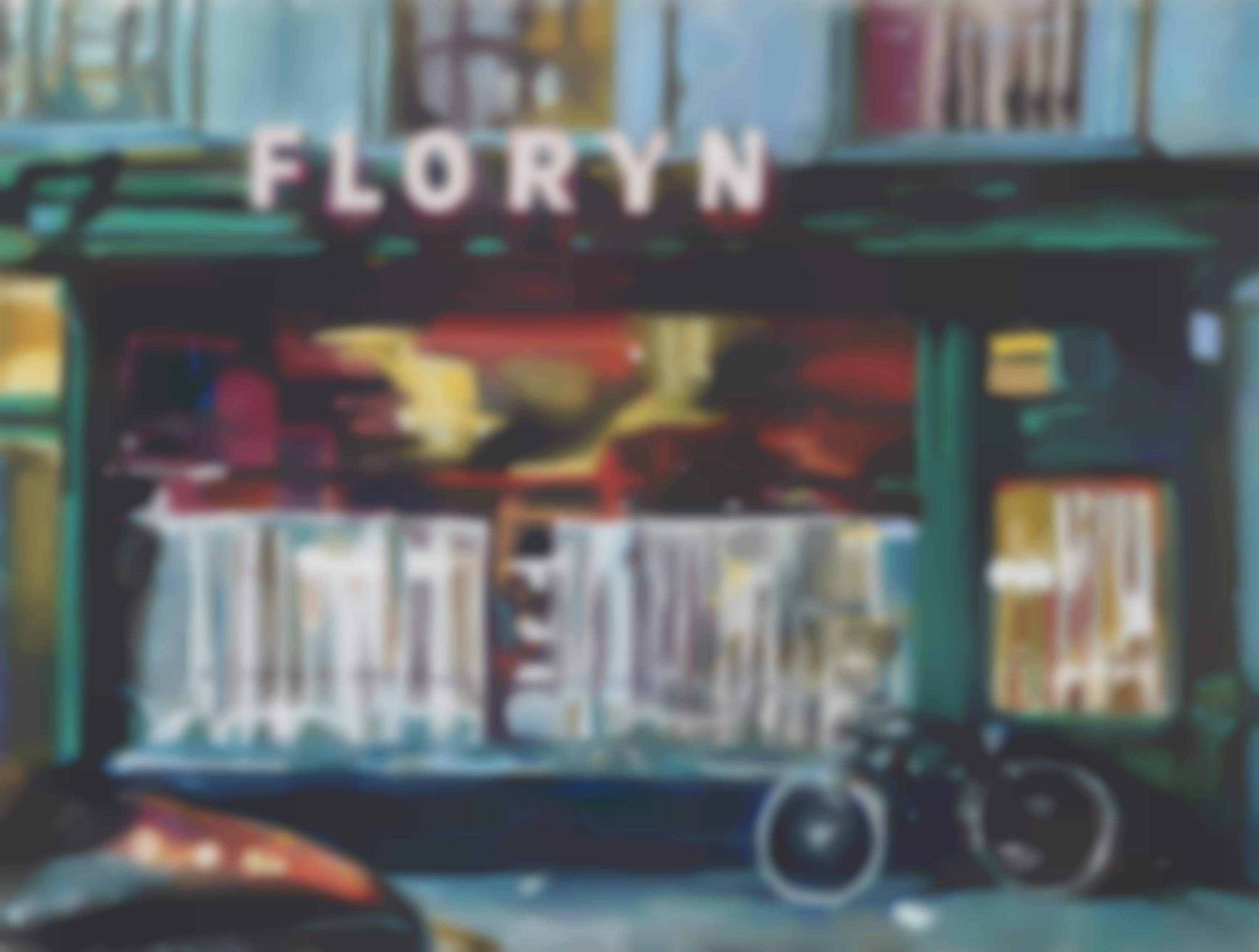 Hans-Peter Muller - Floryn-1990