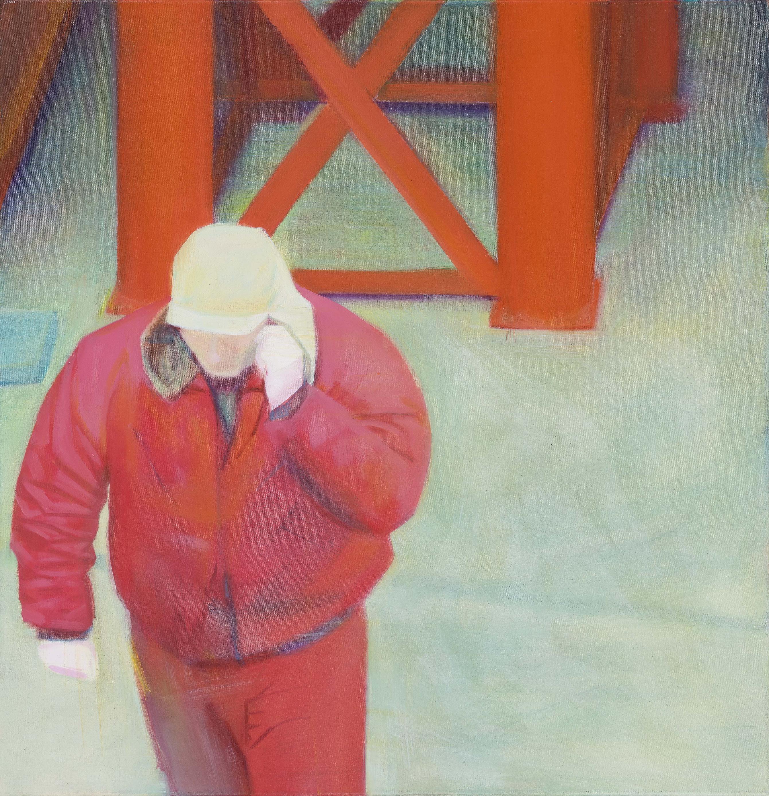 Irene Hofmann - Transportarbeiter (The Transport Worker)-2007