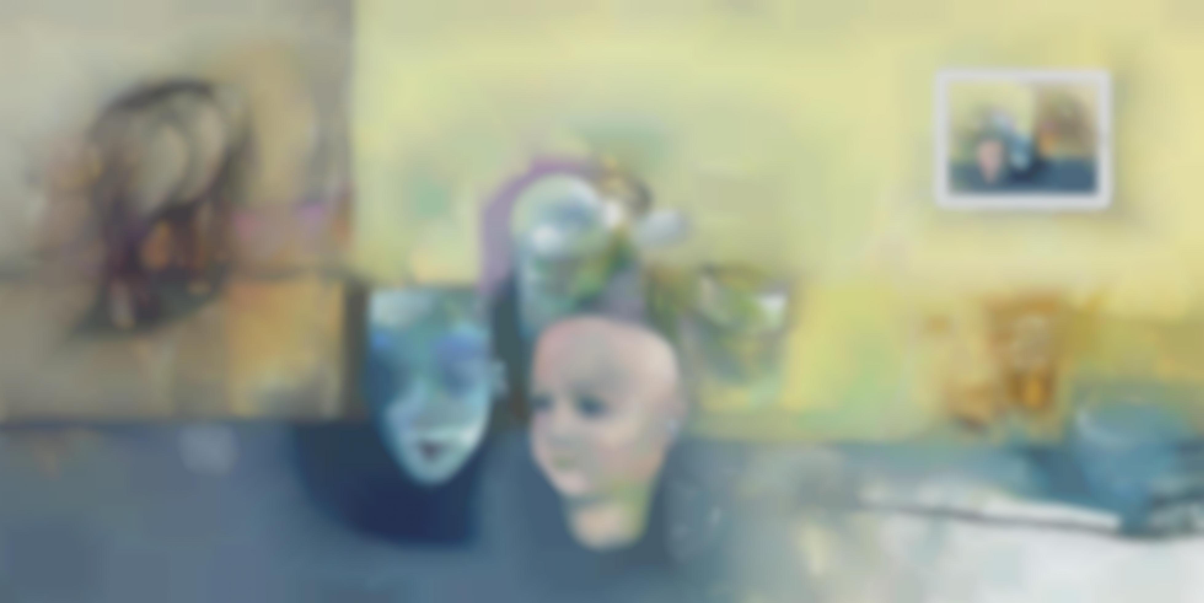Ilana Lewitan - Im Spiegelbild Der Zeit (In Times Mirror Image)-2017