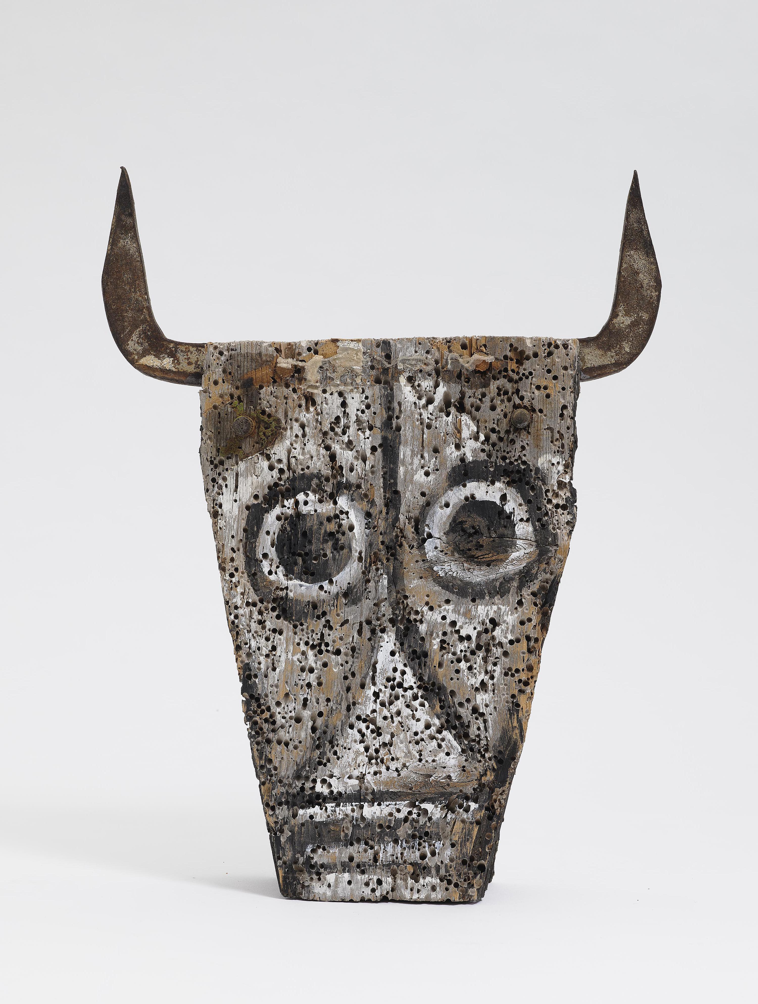 Dieter Noss-Stierkopf (Bull Head)-2017
