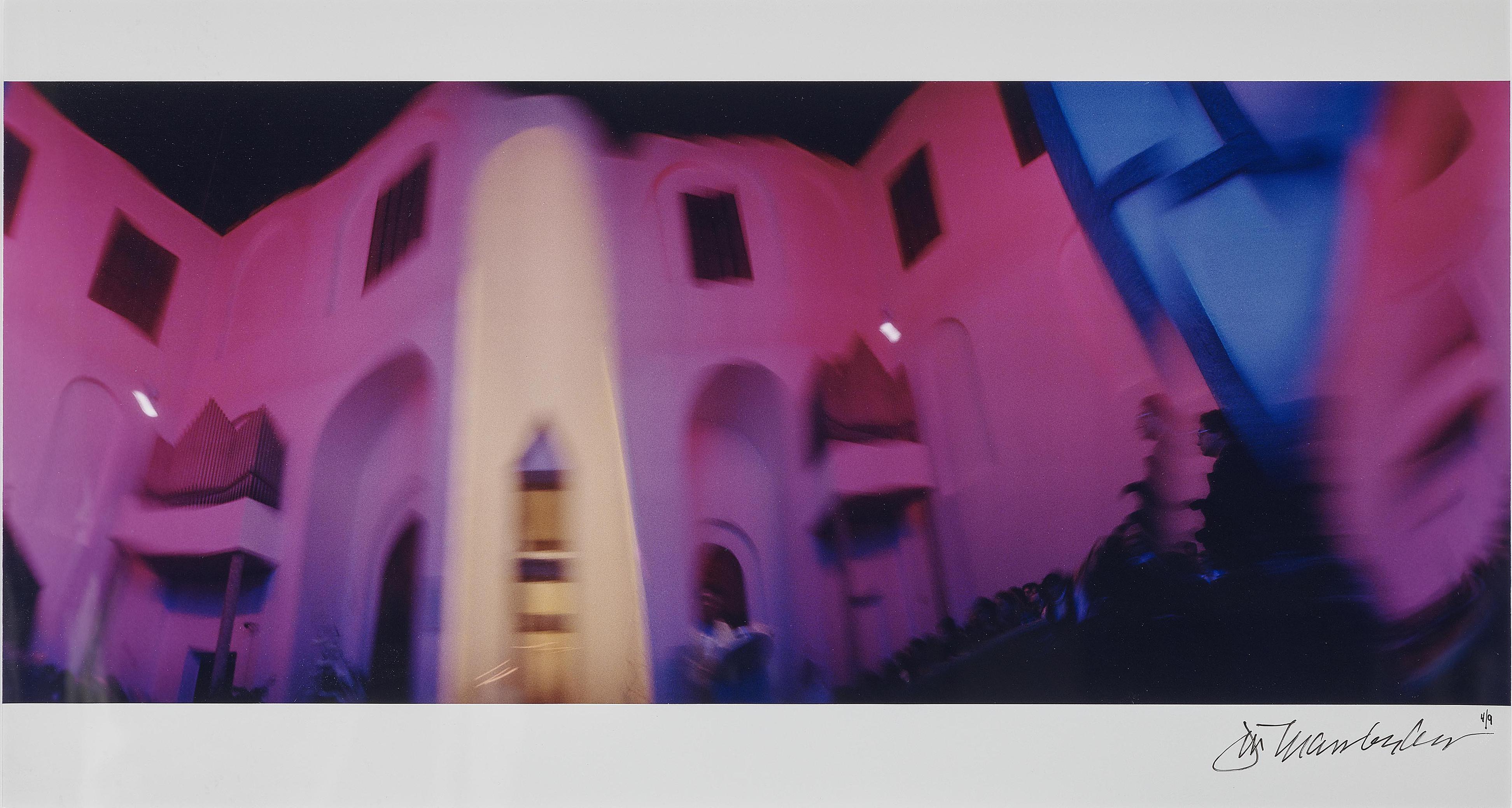 John Chamberlain-Ohne Titel (Untitled)-1995
