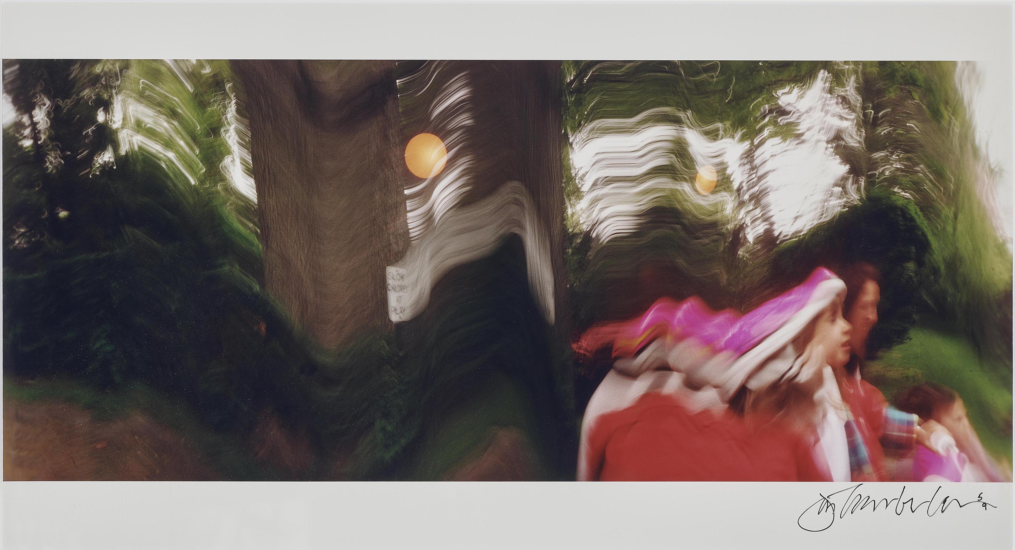 John Chamberlain-Ohne Titel (Untitled)-1997