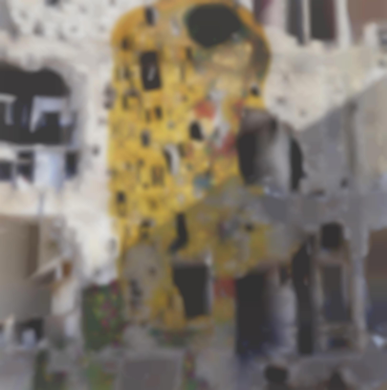 Tammam Azzam - Freedom Graffiti-2013