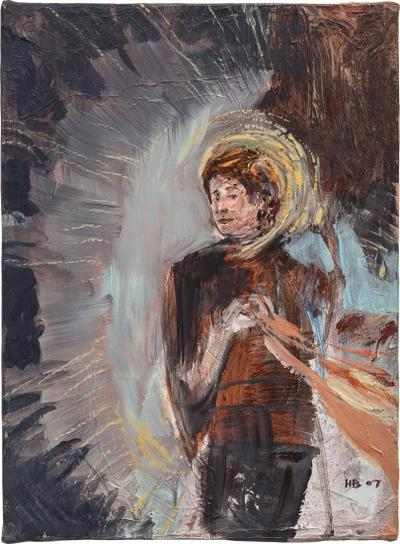 Hernan Bas-The Patron Saint Of Velvet-2007