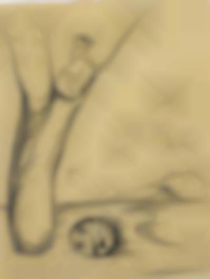 Enzo Cucchi-Untitled-1983