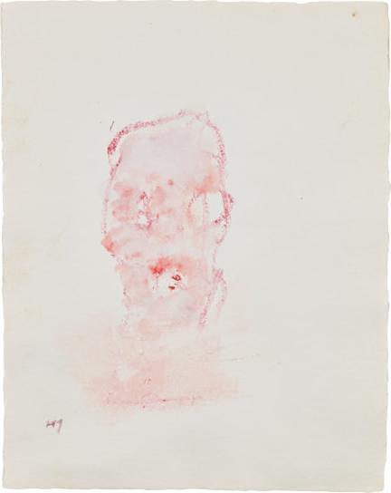 Henri Michaux-Sans Titre-1981