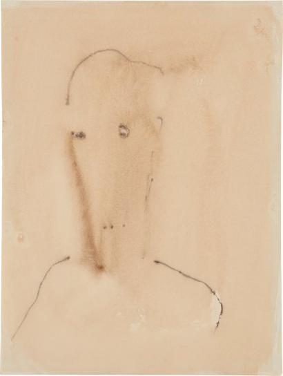 Henri Michaux-Sans Titre-1948