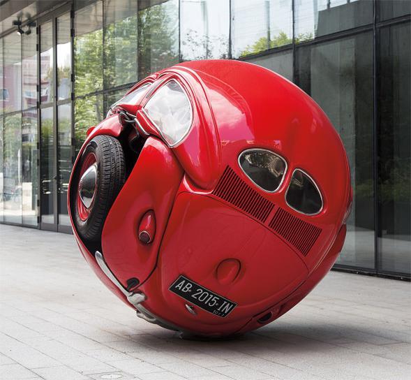 Ichwan Noor-The Beetle Sphere-2013