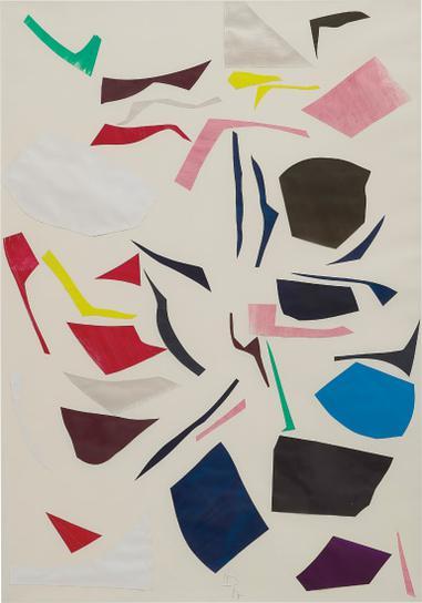 Imi Knoebel-Untitled-1977