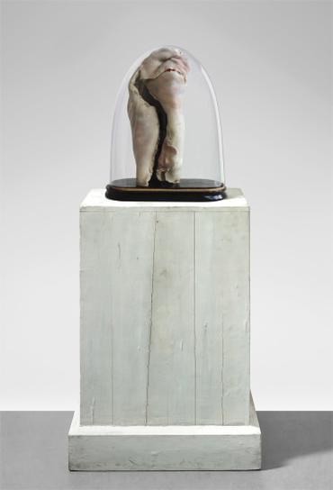 Berlinde De Bruyckere-Detail Quan, 2010-2010