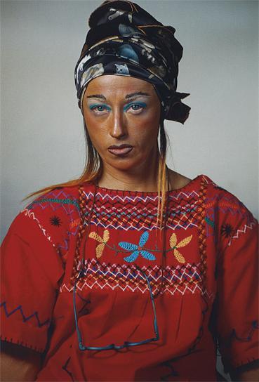 Cindy Sherman-Sans Titre-2001