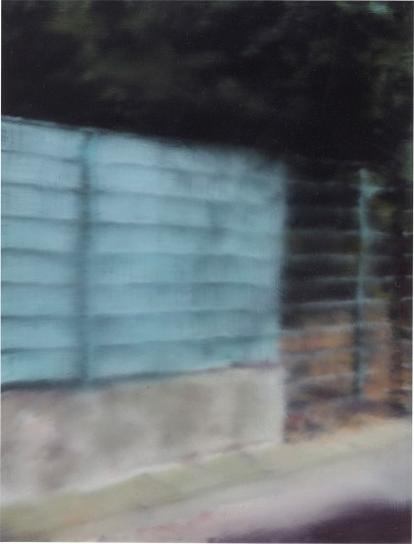 Gerhard Richter-Fence P13-2008