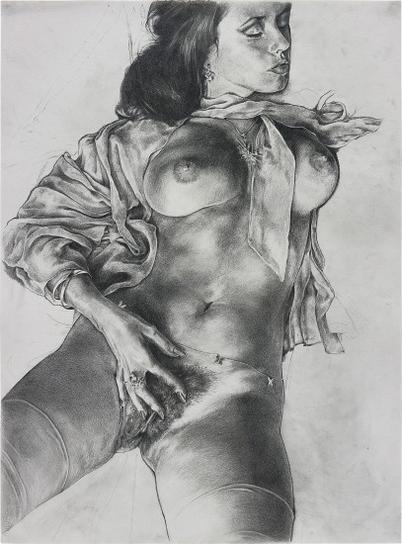 George Shaw-The Art Teacher-2009