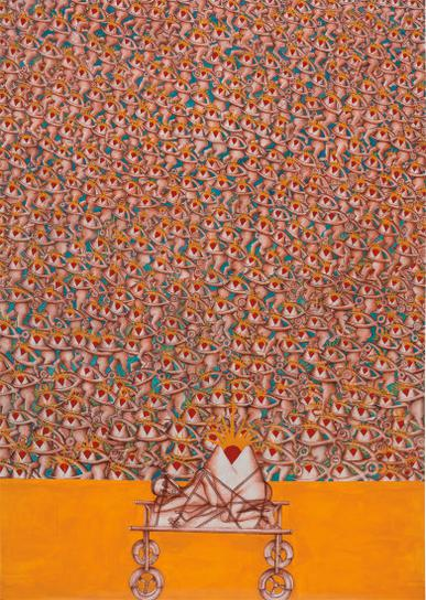 Zakkir Hussain - Untitled-2009
