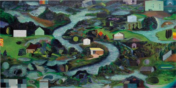 Christian Hidaka - Island Culture (Green River)-2007