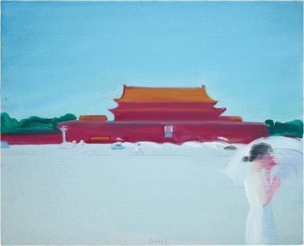Zhang Jian-Tiananmen-2005