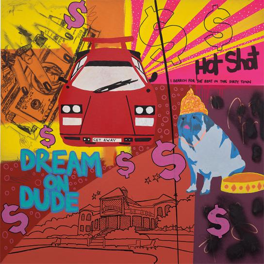 Stuart Semple-Dream On Dude-2005