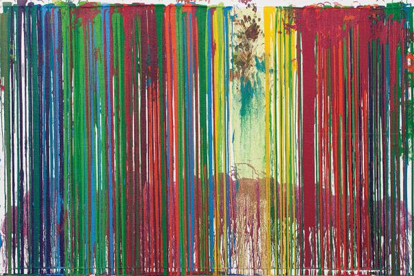 Hermann Nitsch-Untitled-2007