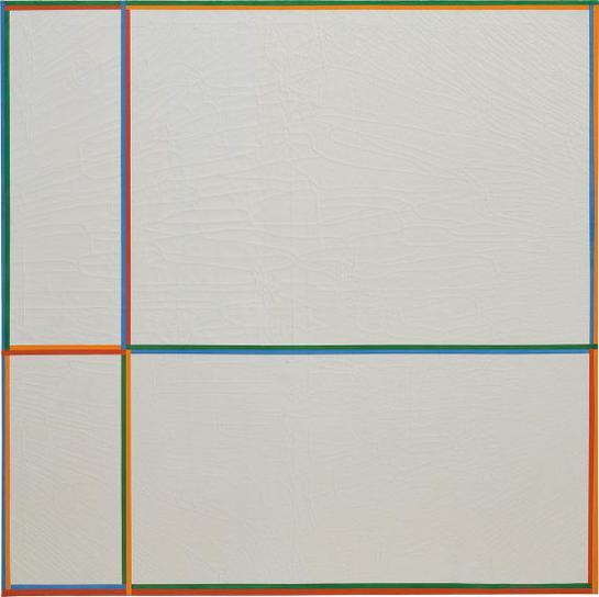 Max Bill-Doppelfarben (Im Kreuz 1:2:3:4)-1968
