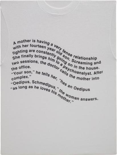 Richard Prince-Oedipus Schmedipus-1994